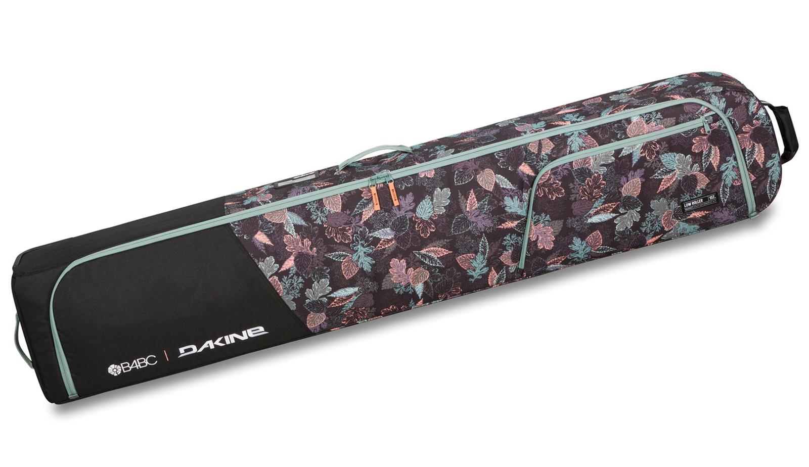 Całkiem nowy unikalny design ponadczasowy design Pokrowiec na snowboard Dakine Low Roller Black 157, 165