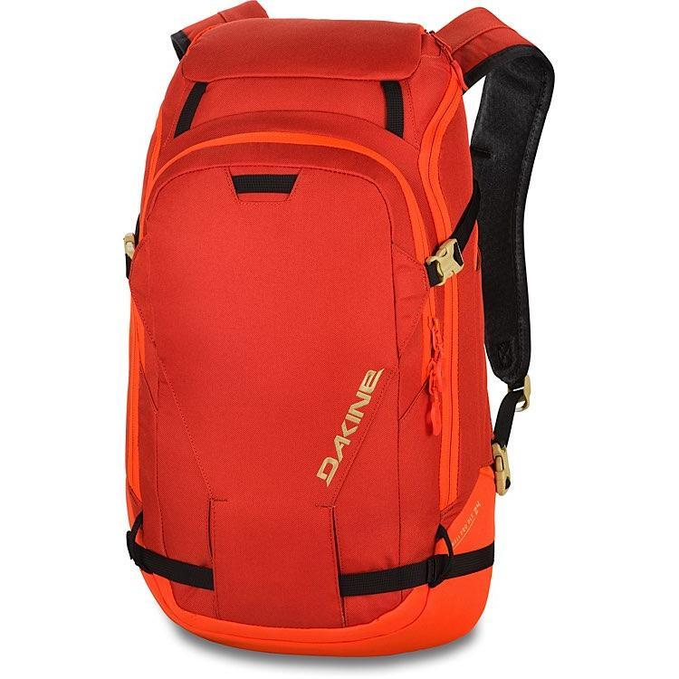 całkiem fajne kup najlepiej znana marka Plecak Dakine snowboardowy/ narciarski Heli Pro DLX 24L Inferno